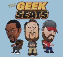The Geeks Seats Baby Tee