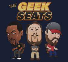The Geeks Seats Kids Tee