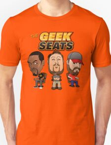 The Geeks Seats Unisex T-Shirt