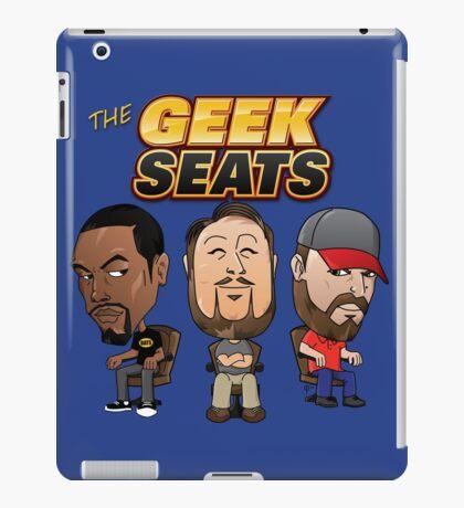 The Geeks Seats iPad Case/Skin