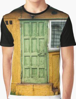 The Green Door Graphic T-Shirt