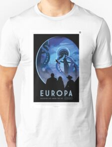 Europa: Discover Life Under the Ice T-Shirt