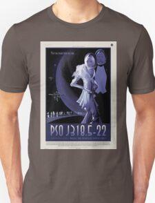 Rogue Planet - NASA Travel Poster T-Shirt