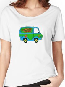 THE MYSTERY MACHINE : CLASSIC CAR Women's Relaxed Fit T-Shirt