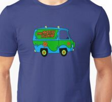 THE MYSTERY MACHINE : CLASSIC CAR Unisex T-Shirt