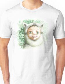 racoon child Unisex T-Shirt