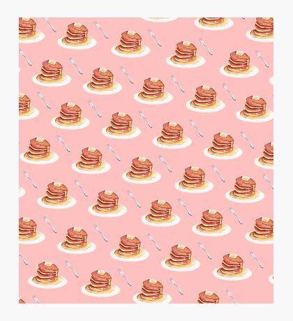 Pancake Pattern Photographic Print
