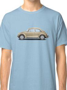 1975 Volkswagen Super Beetle - Harvest Gold Metallic Classic T-Shirt