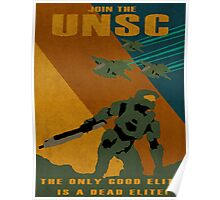 Join the UNSC Poster
