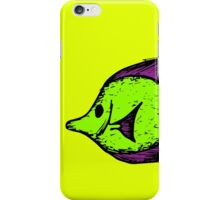 Goofy Fish iPhone Case/Skin