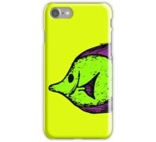 Goofy Fish iPhone Case/Skin