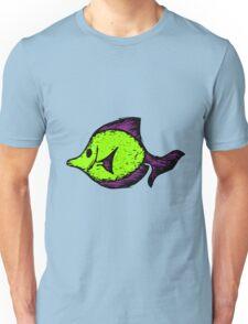 Goofy Fish Unisex T-Shirt