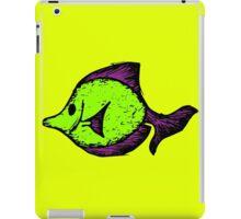 Goofy Fish iPad Case/Skin