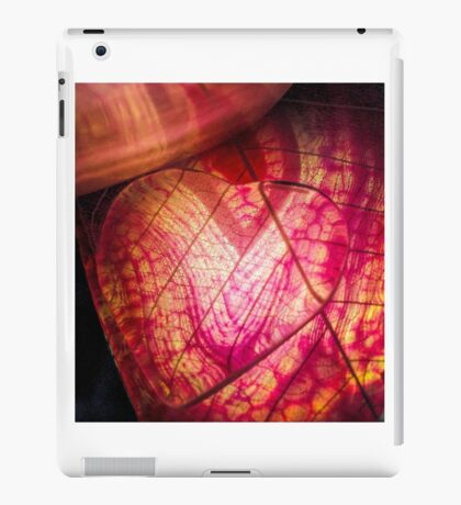 To All My Valentines, Past, Present, and Forever iPad Case/Skin