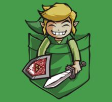 Pocket Link  by Purrdemonium