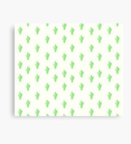 Cactiparty OG Canvas Print