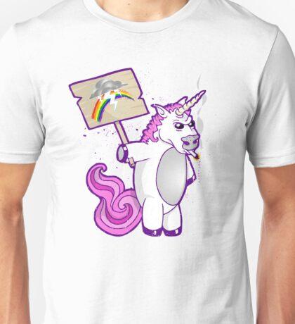 F*%K RAINBOWS Unisex T-Shirt