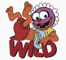 Muppet Babies - Baby Animal - Wild Baby Tee