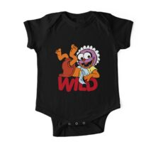 Muppet Babies - Baby Animal - Wild One Piece - Short Sleeve