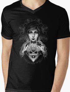 Winya No. 76 Mens V-Neck T-Shirt