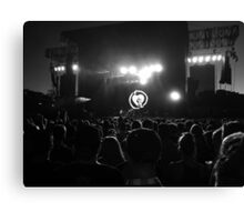 Foo Fighters Canvas Print