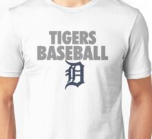 DETROIT TIGERS BASEBALL Unisex T-Shirt