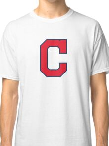 INDIANS CLEVELAND SIMPLE LOGO Classic T-Shirt