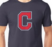 INDIANS CLEVELAND SIMPLE LOGO Unisex T-Shirt