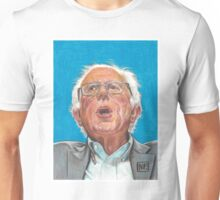 Senator Bernie Sanders Candidate for the Democratic nomination for President of the United States Unisex T-Shirt