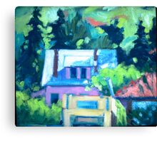 Manitou Afternoon  Canvas Print