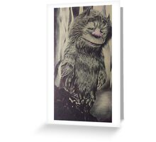 Carol - Where the wild things are Greeting Card