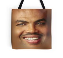 Charles Barkley Tote Bag