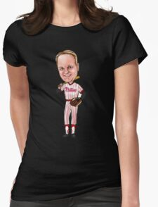 PHILIES LEGEND ALL THE TIME Womens Fitted T-Shirt