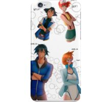 Pokeshipping iPhone Case/Skin