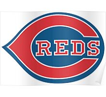 REDS SIMPLE LOGO Poster