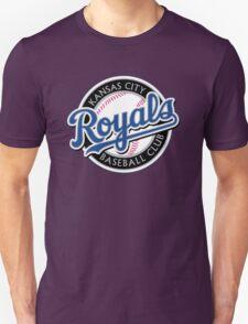 KANSAS CITY ROYALS LOGO T-Shirt