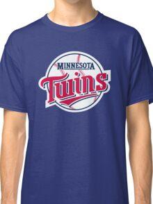 MINNESOTA TWINS BASEBALL Classic T-Shirt