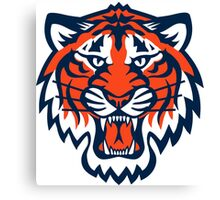 THE DETROIT TIGERS Canvas Print