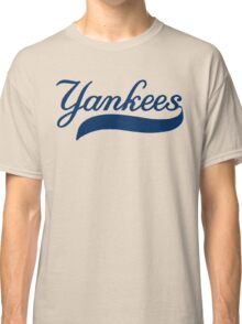 NY YANKEES SIMPLE Classic T-Shirt