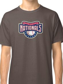 WASHINGTON NATIONALS Classic T-Shirt