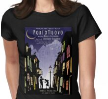 Portonuovo 1 Womens Fitted T-Shirt