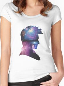 Doctor Who 10 Women's Fitted Scoop T-Shirt