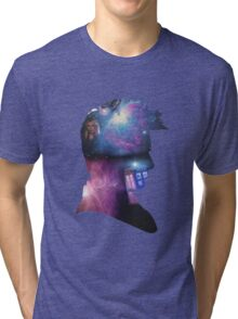 Doctor Who 10 Tri-blend T-Shirt
