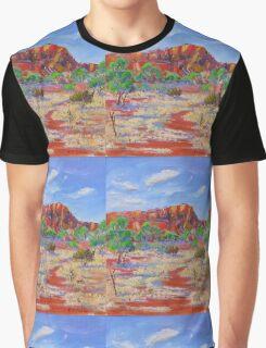 Kings Canyon  Graphic T-Shirt