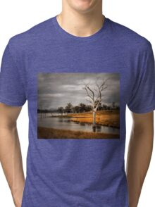 Solitary Tree Tri-blend T-Shirt