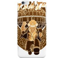 Why'd It Have To Be A Trap? iPhone Case/Skin