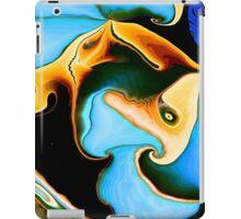 Masked Ball Abstract Fractal Art iPad Case/Skin