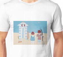 Beach Fishing Unisex T-Shirt
