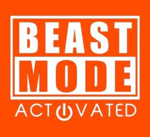 Beast Mode Fitness Kids Clothes