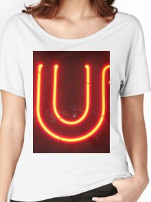 Vancouver Urban Alphabet - U Women's Relaxed Fit T-Shirt